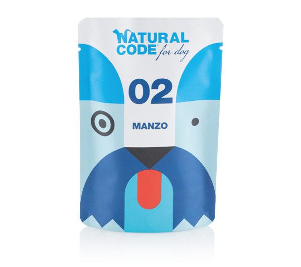 Puch 100g cane adulto manzo